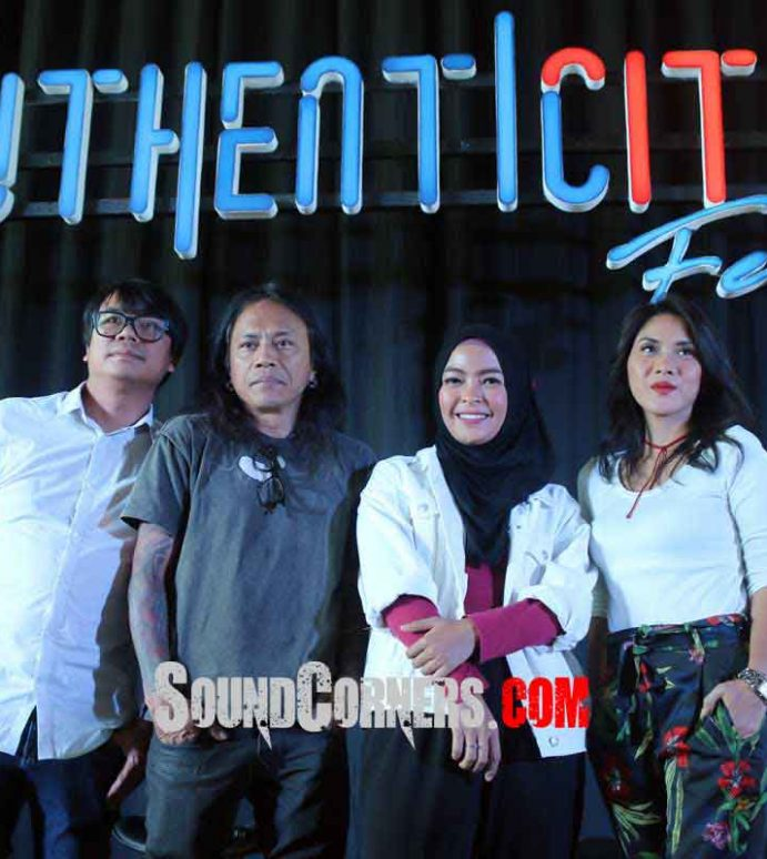 Authenticity Fest 2018 Sambangi 12 Kota di Indonesia