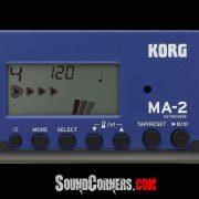METRONOME : KORG MA-2