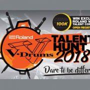 Roland VDRUM Talent Hunt 2018