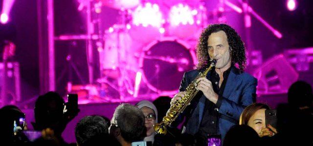 Kenny G Live in Jakarta: Nostalgia dengan Saxophonist Legenda