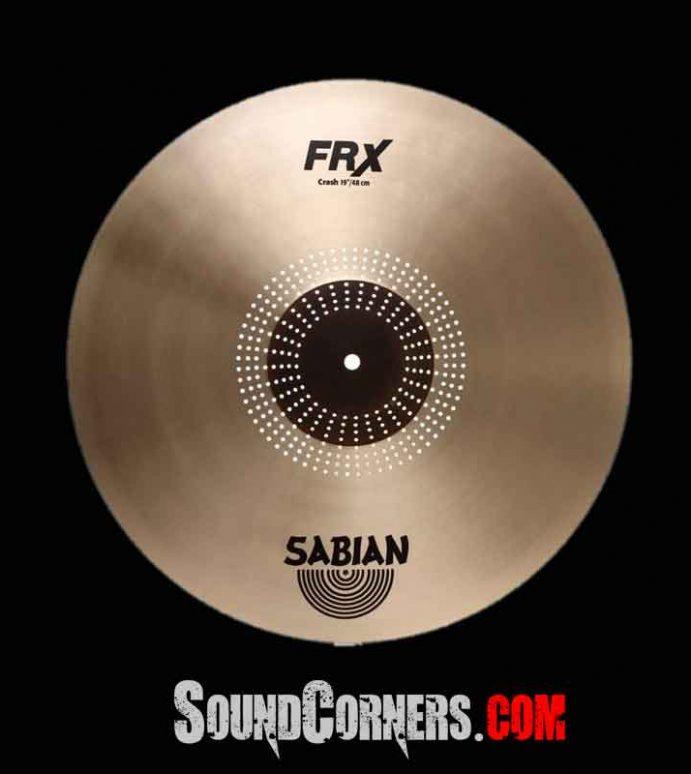 "Sabian FRX Crash Cymbal 19"": Cymbal Crash dengan Tuning Spesial"