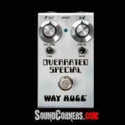 Way Huge Mini Overrated Special Overdrive Pedal: Big Beefy Tone oleh Joe B
