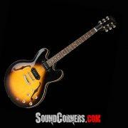 Gibson Memphis ES-335 2019: Klasik Semi-hollowbody Elektrik dengan P90s