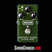 MXR M169 Carbon Copy Analog Delay Pedal: Pedal Analog Delay yang sesungguhnya dari MXR!