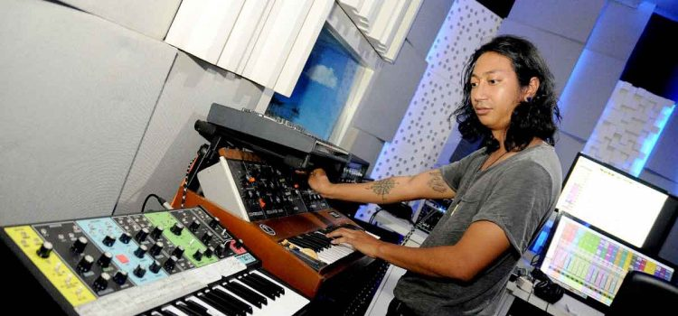 Pandji Dharma Sound Engineer Pecinta Analog