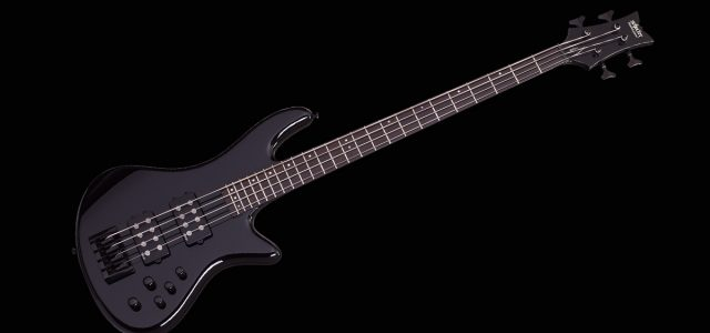 Scehter Stilleto Stage-4 Bass: Bass modern dengan 18V Active Electronics