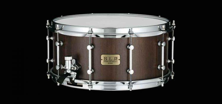Tama S.L.P. G-Walnut Snare Drum 14×6.5inch: Walnut Snare dengan Nada yang Ekspresif