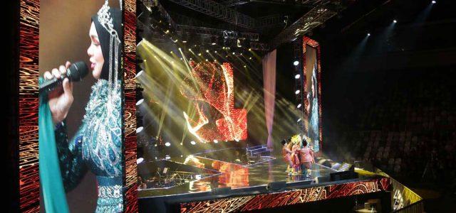"""Dato' Sri Siti Nurhaliza On Tour"" : Suara Merdu Bius Penonton"