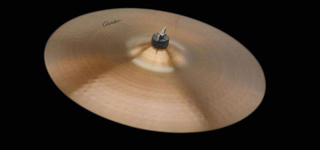Zildjian A Avedis Series Crash Cymbal: CrashZildjianbergaya Vintage Premium