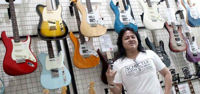 Gooswyn Music Store: Pelopor Toko Gitar Online di Indonesia