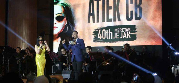 "Konser Atiek CB ""40 Tahun Meretas Jejak"""
