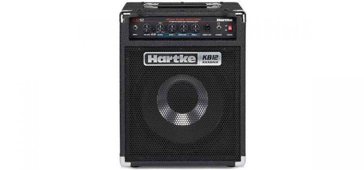 Hartke KB12 Kickback 500W Bass Combo: Ampli Bass Ringan Bersuara Besar