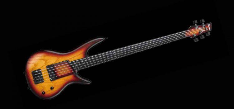 Ibanez GWB20TH: Perayaan 20 Tahun Gary Willis Signature Bass