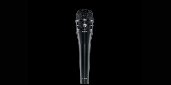 Shure KSM8 Dualdyne: Dual Diaphragm Dynamic Microphone Pertama di Dunia
