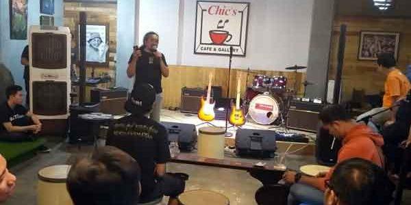 PedalMania : Ajang Kumpul Para Gitaris