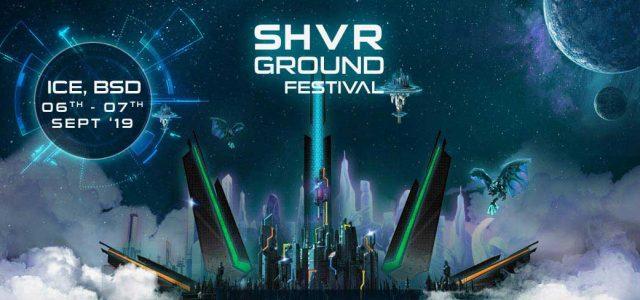 SHVR Ground Festival 2019 Hadir Bertema Galaxia Voyage