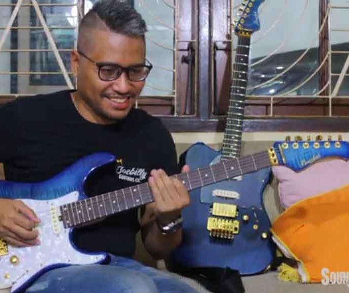 Andre Dinuth Interview: Session Guitarist Terbaik di Indonesia Saat Ini