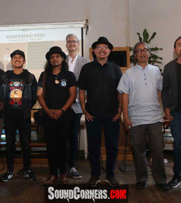 Jazz Gunung 2019 : Jazz Bersaksi untuk Ibu Pertiwi