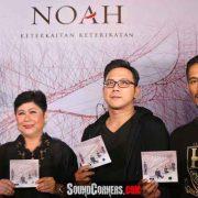 """Noah Rilis Album Kedua """"Keterkaitan Keterikatan"""" : Tone Suara Semakin Mumpuni"""