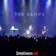 The Vamps Sukses Menghibur Penggemarnya Di Jakarta