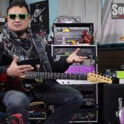 Aria Baron Exclusive Interview (Part 1): Gitaris Eksentrik Yang Sangat Peduli dengan Tone Gitar