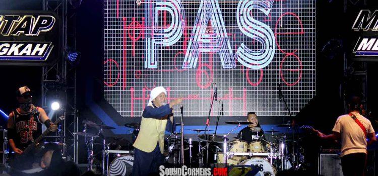 Magnumotion 2019 : Penampilan Yukie PAS Band Sebelum Pamit Dari Vocalis