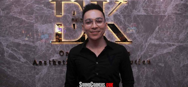 """Mengapa Harus Bertemu""  Single Perdana Dr Ekles, Karya Badai Kerispatih."