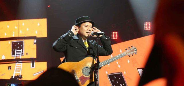 Mega Konser Padi Reborn Indera Keenam : Kolaborasi Musisi Hingga Versi Akustik