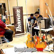 Guitar Experience 2019 : P.T Mahkota Musik Indonesia Hadirkan Ibanez HZ Hingga Vox MV 50