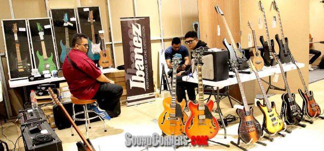 Guitar Experience 2019 : P.T Mahkota Musik Indonesia Hadirkan Ibanez AZ Hingga Vox MV 50