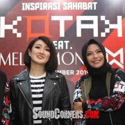 Kotak Rilis Single Inspirasi Sahabat Featuring Melly Mono
