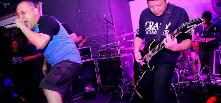 Jakarta Rock Syndrome 2018 : Eksistensi Scene Jakarta Metal Force