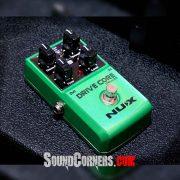 Nux Drive Core Deluxe  – Pedal Overdrive Mungil yang cocok untuk  BLUES dan ROCK –