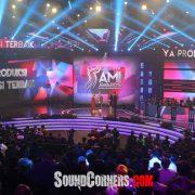 Anugerah Musik Indonesia (AMI) 2018 Suguhkan 76 Piala bagi Musisi Indonesia