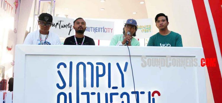 "Fourtwnty Rilis Single ""Realita"" Di Syncronize Festival 2018"