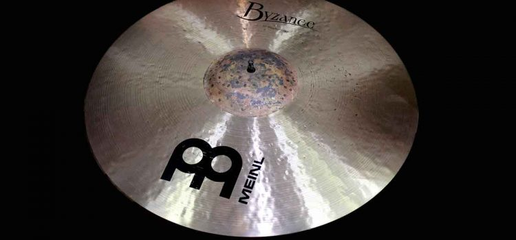 "Meinl Byzance  21"" Polyphonic Ride"
