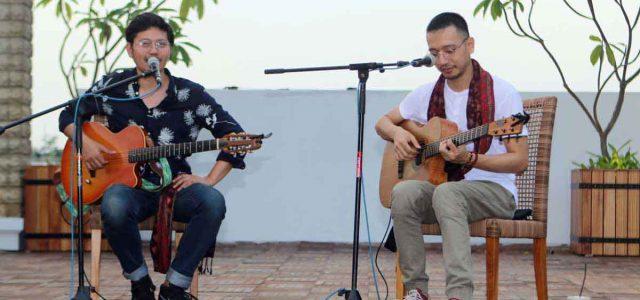 Musisi-Musisi Muda  Meriahkan Event Batik Tanpa Batas Ruang