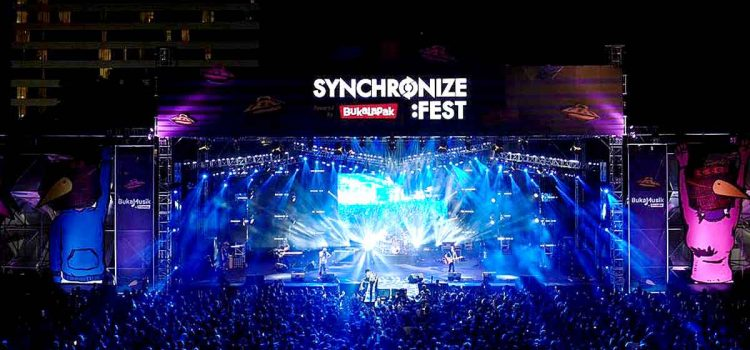 Synchronize Fest 2018 It's Not Just a Festival, It's a Movement!