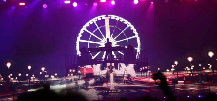 "Konser Kygo live In Jakarta""Pecah"""