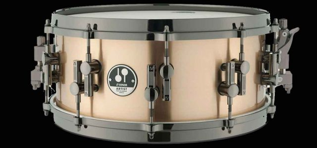 "Sonor Artist Series Bronze Snare 14×6"": Snare untuk Drummer Cerdas"