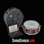 Sonor Poisonwood Snare Drum: Snare Sonor Eksklusif – hanya 80 buah di Dunia