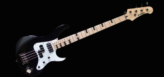 Yamaha Billy Sheehan Attitude Limited 3 Black: Billy Sheehan's Signature Bass