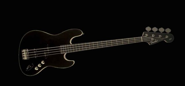 Fender Aerodyne Jazz Bass: Beda dari Jazz Bass Biasa