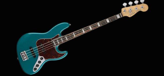 Fender American Elite Jazz Bass: Terbaik untuk Bassist Zaman Now