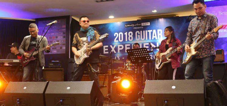 2018 Guitar Experience :  Hajatan Besar Gitaris Indonesia