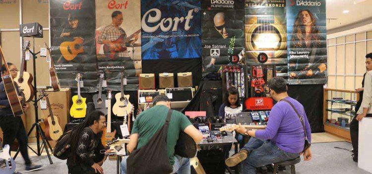 Guitar Experience 2018 : Cord kenalkan Line Up Signature Guitar dan Bass