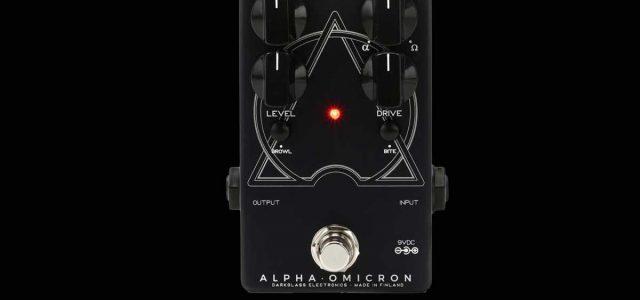 Darkglass Alpha Omicron Bass Preamp OD Pedal: Yang Lebih Slim, Lebih Sederhana dari Alpha Omega