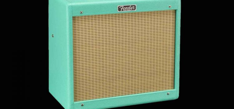 Fender Blues Junior IV FSR: Amp Blues Junior dengan Celestion Creamback