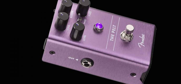 Fender The Pelt Fuzz Pedal: Fuzz Klasik yang Adaptable