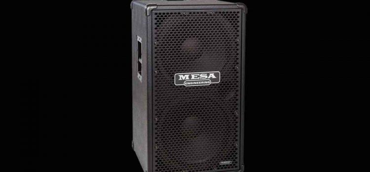 Mesa Boogie Subway: Partner Sempurna untuk Subway Bass Amp Head kalian!